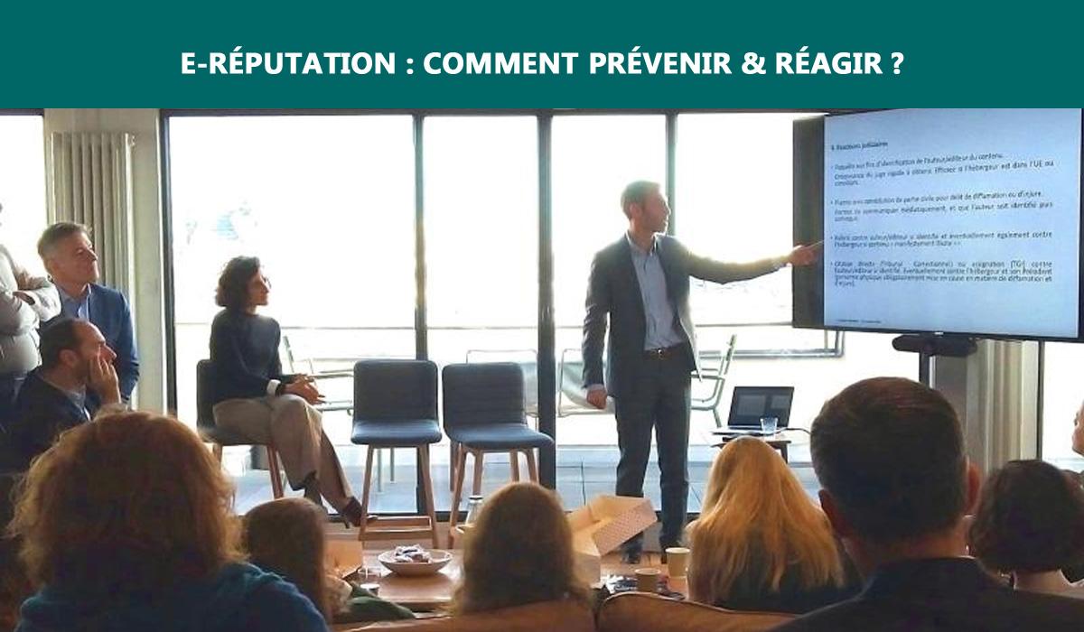 E-réputation : comment prévenir et réagir ?